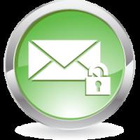 Encrypted e-Mail Portal